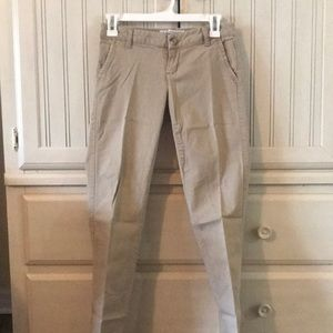 ⭐️BOGO⭐️ Aeropostale Khaki uniform pants